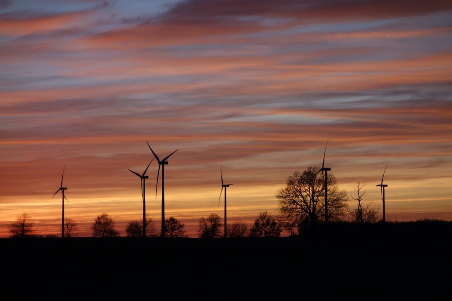 Windpark Ganschendorf
