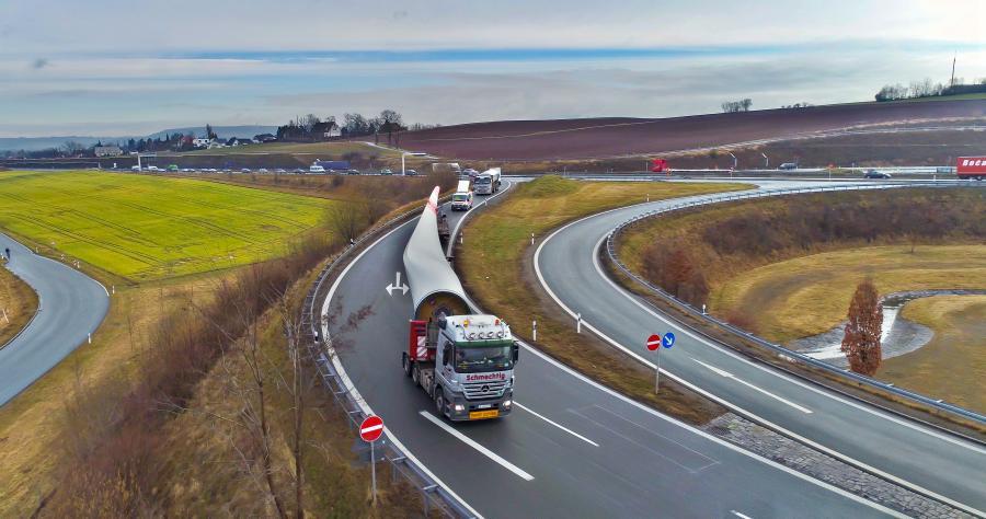 Autobahn Abfahrt Bayreuth-Süd #1