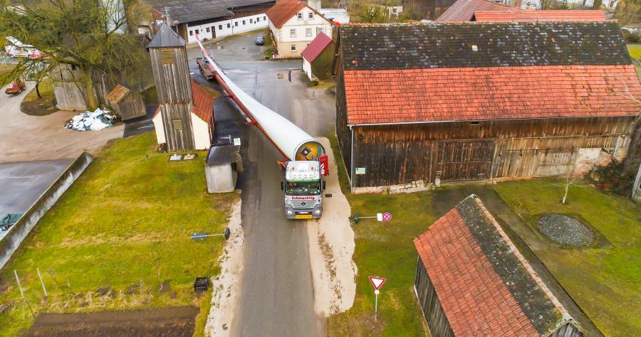 Ortschaft Unterschwarzach #1