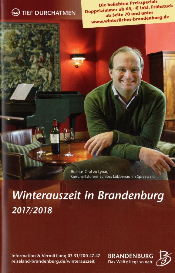 Winterauszeit in Brandenburg 2017/18