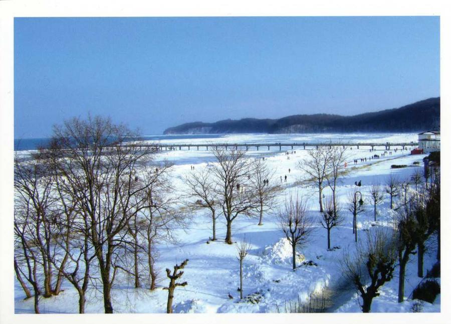 Wintermärchen Ostseebad Binz