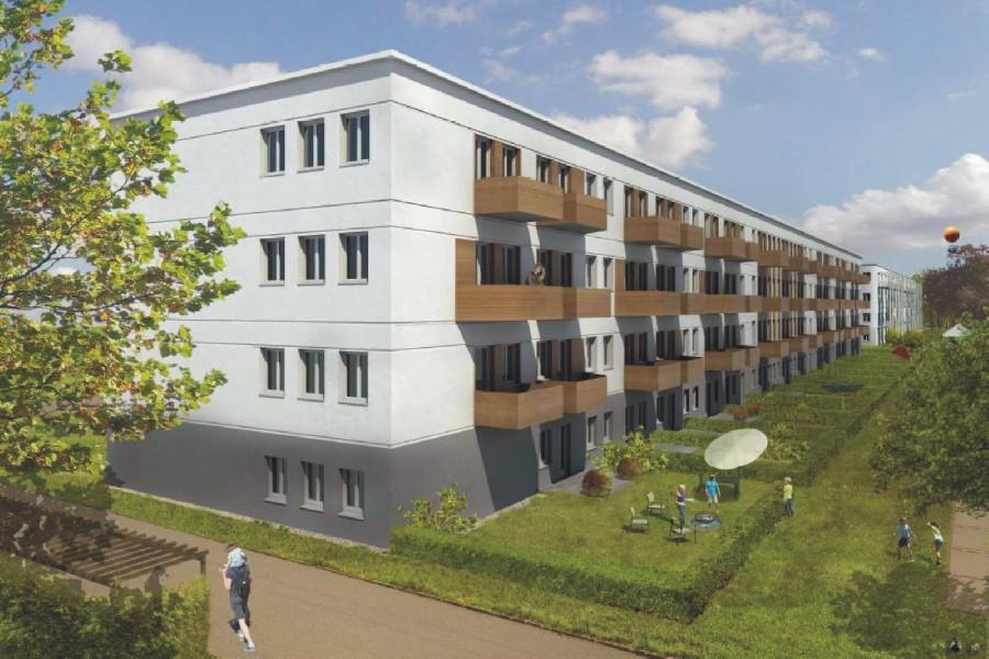 Wirtschaft BEG Fassade, Bild van geisten marfels architekten