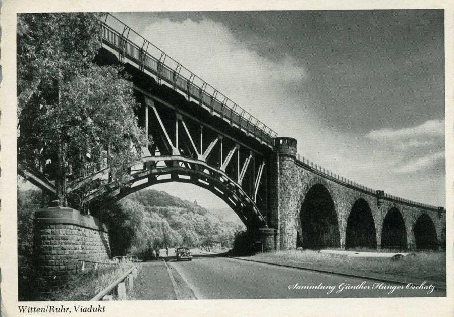 Witten Ruhr Viadukt