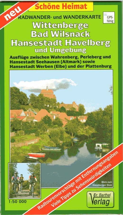 RWK von Wittenberge bis Havelberg und Ungebung
