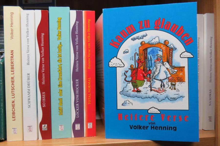 Witze und Verse von Volker Henning