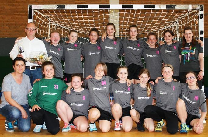 weibliche Jugend C, Saison 2017-2018