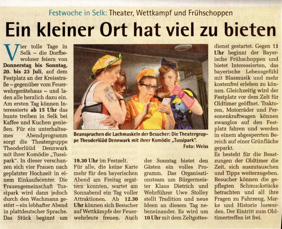 WochenSchau 15.07.2017