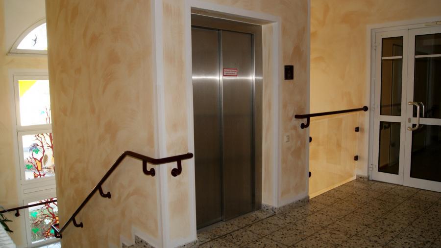Wohnbereich 2 Fahrstuhl