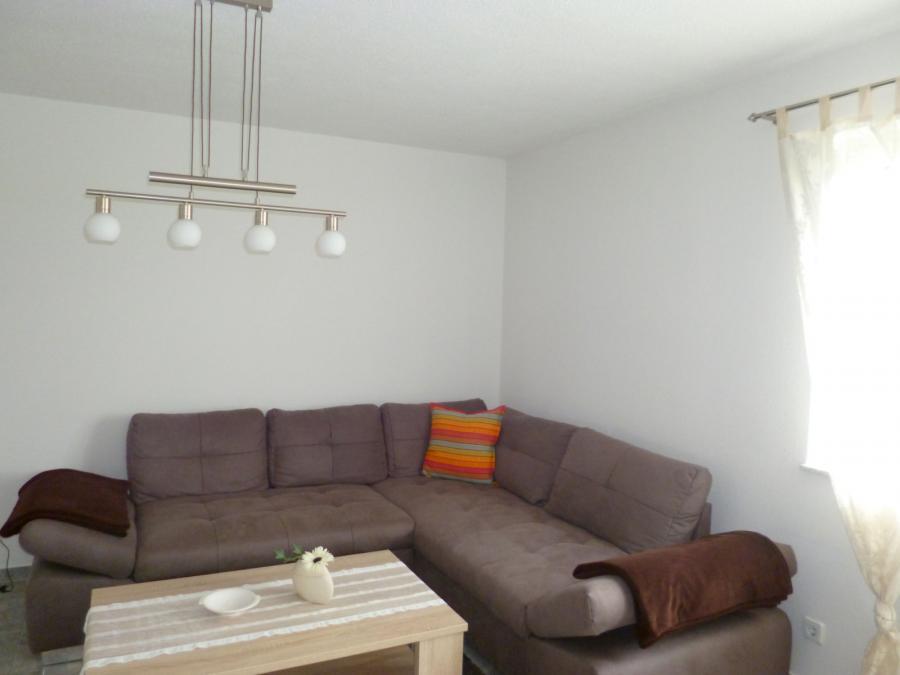 Wohnzimmer Sitzecke zum ausklappen