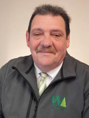 Ortsbürgermeister Wolfgang Theis