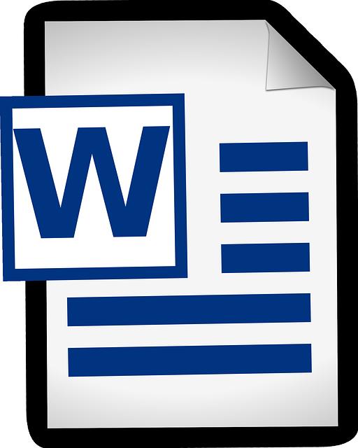 Piktogramm_word