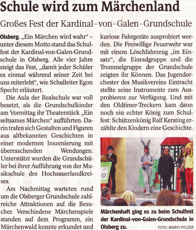 Schulfest 2014 WP