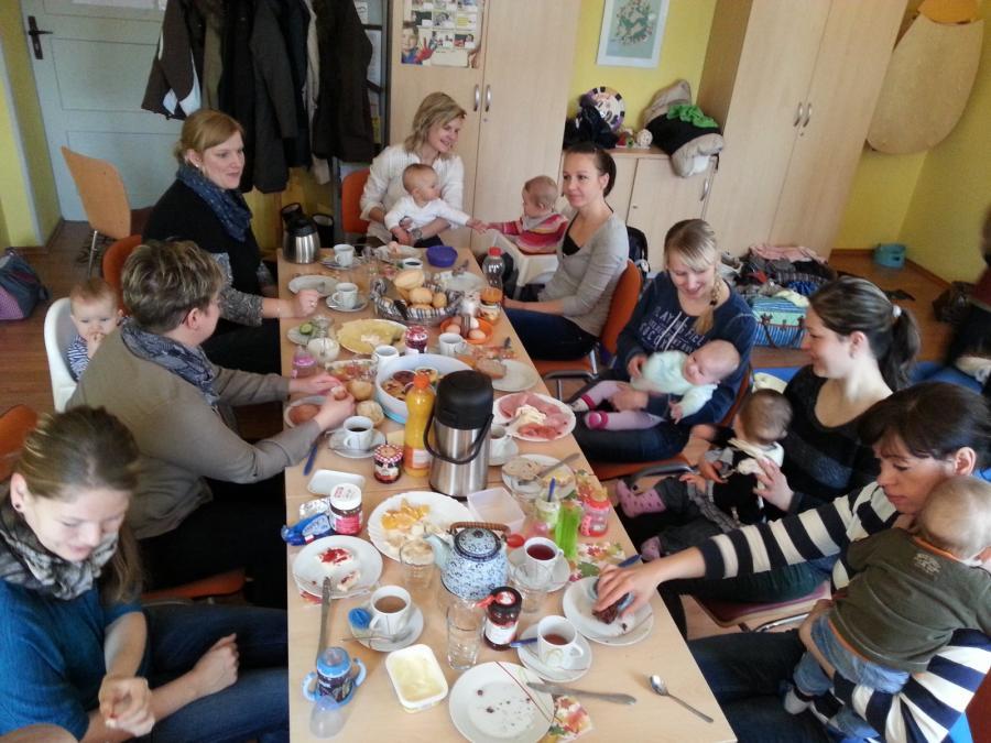 Familienfrühstück (2) 2015