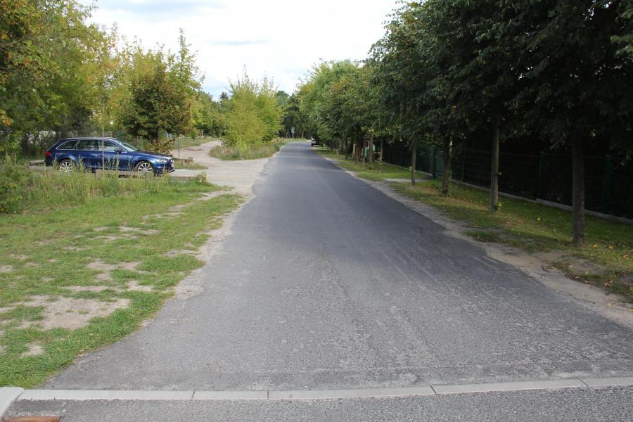 Wupperstraße vor der Sanierung