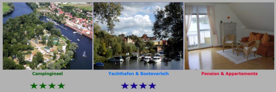 Yachthafen & Bootsverleih