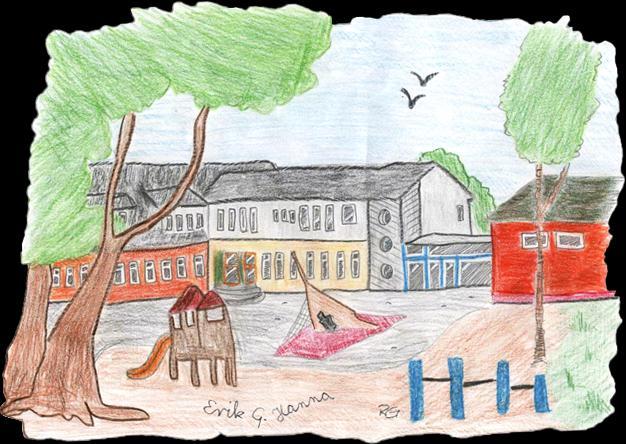 Zeichnung Schule