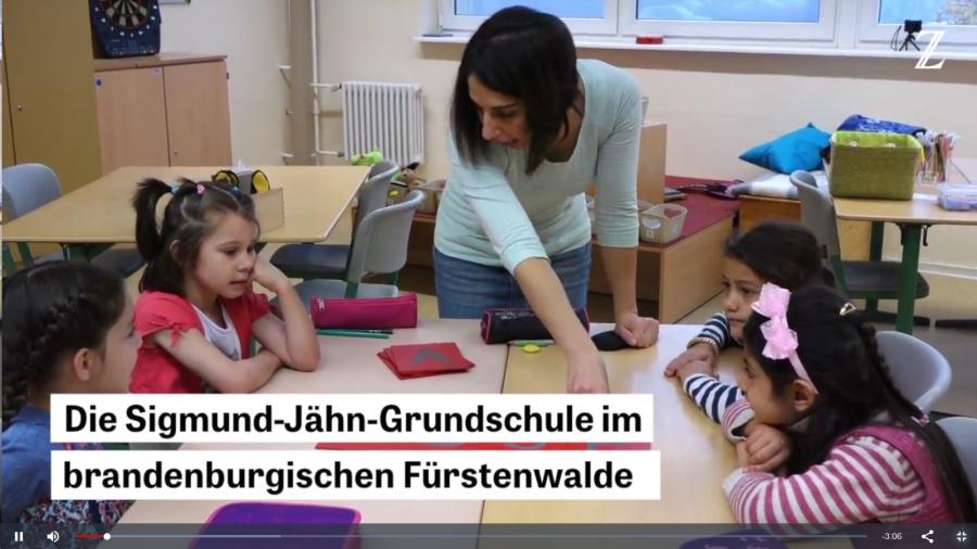 Zeit Online 2017-12-04