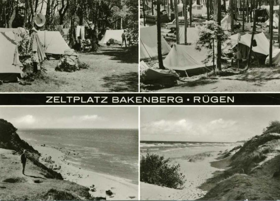 Zeltplatz Bakenberg