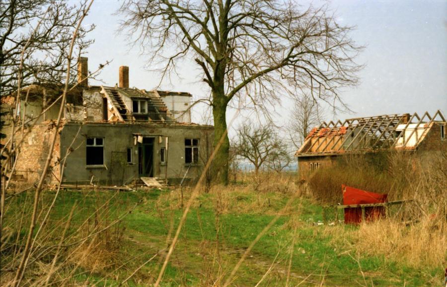 Gehöft Crambeersmoor, Zustand 1992 (1)