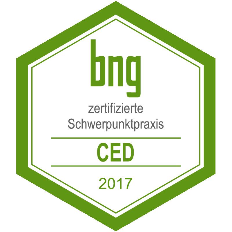 bng-Zertifikat CED 2017