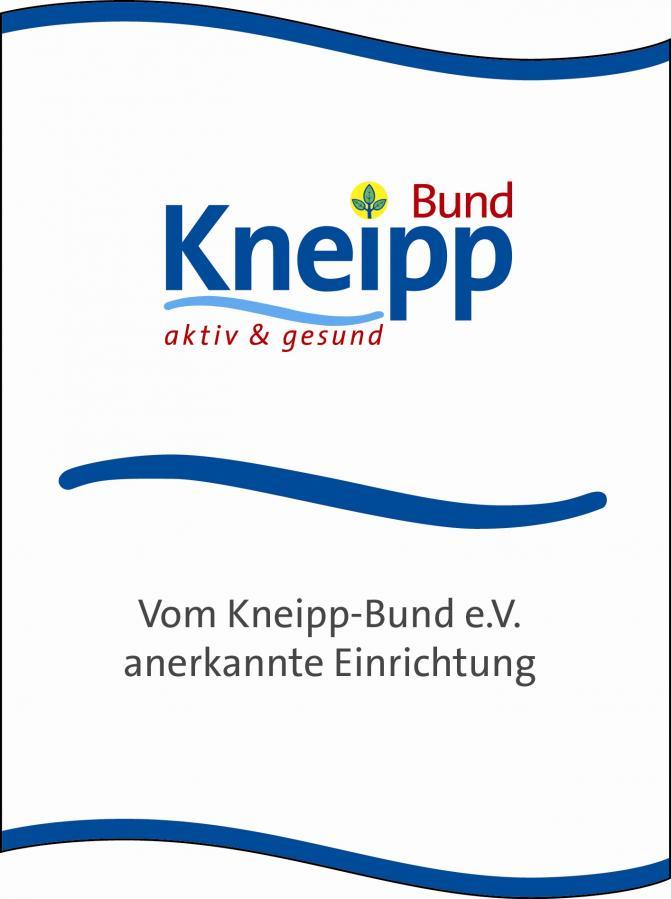 Kneipp Zertifizierung