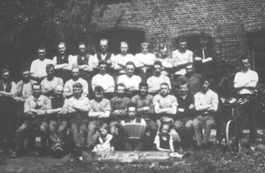 Ziegelei-Arbeiter 1936
