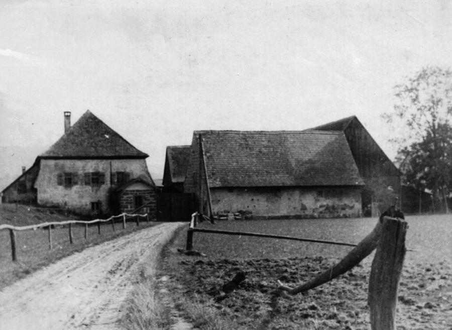 Ziegelmühle alt