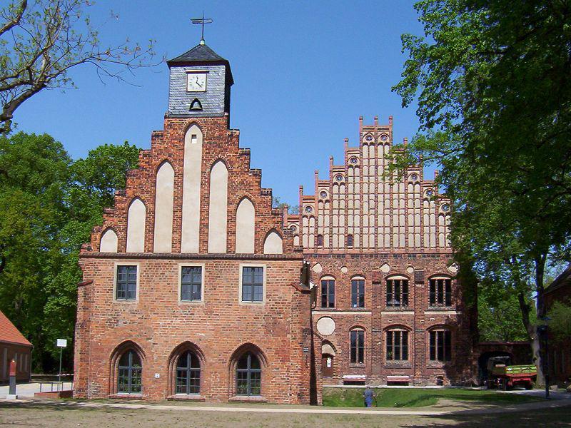 Zisterzienser Kloster Zinna