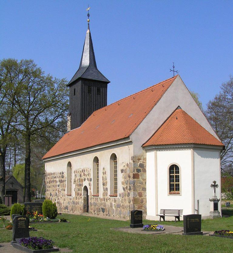 Kirche in Zöllmersdorf