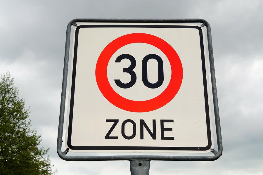 30er-Zone