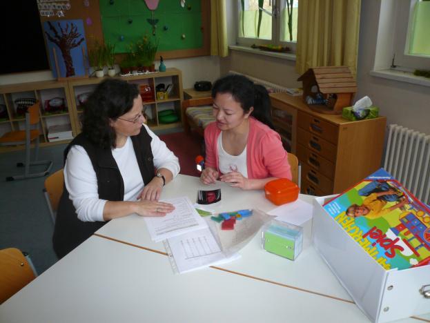 Zusammenarbeit mit den Eltern 2