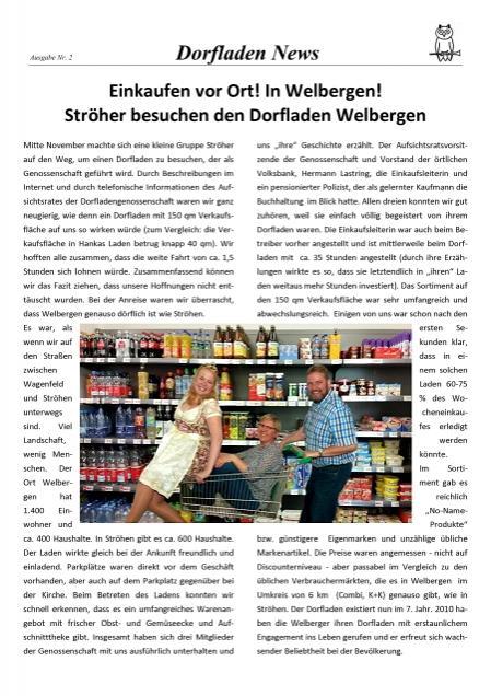 2. Dorfladen news 1
