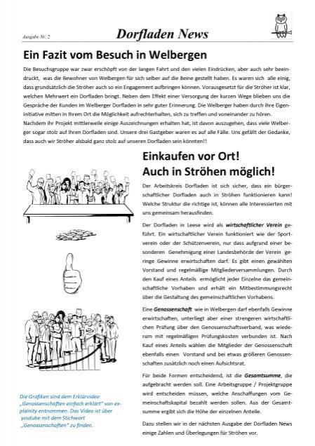 2. Dorfladen news 4