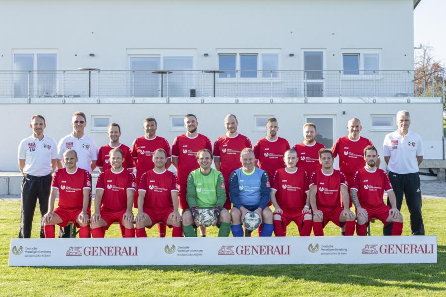 2. Mannschaft Männer der SG Herdwangen/Großschönach Saison 2019/2020