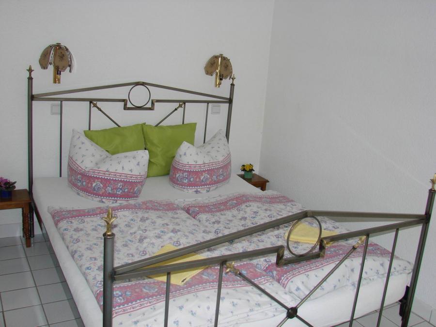 Zweites Schlafzimmer in der Ferienwohnung