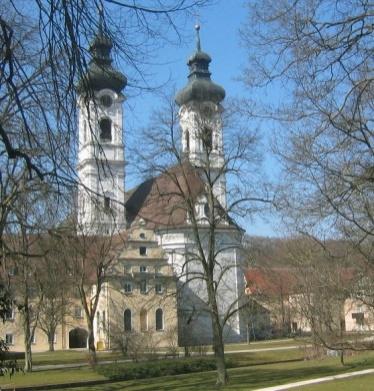 Zwiefalten, Münster