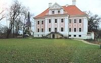 Barockes Schloss Groß Rietz