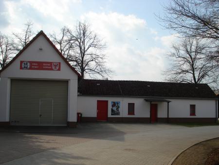 Feuerwehrgerätehaus Gemeindeteil Grunow