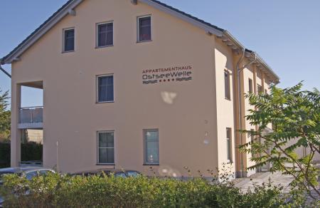 Appartementhaus Ostseewelle