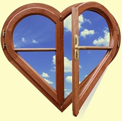 Wir lieben Fenster - Natürlich aus Holz