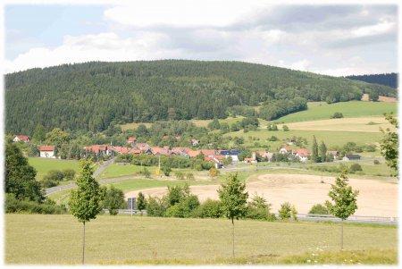 Hirschendorf - Ansicht