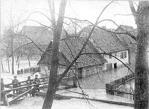 Hochwasserschutz Eisfeld/Harras