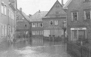 Hochwasserschutz Eisfeld/Harras 1