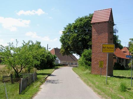 Ortsteil Hof Karbow