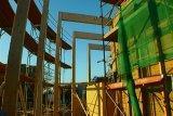 Holzständerkonstruktion