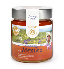Honig Lacandona aus Mexiko