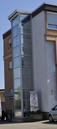 Vertikale Plattformlifte nach RfB 103