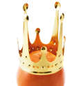 Orange-Crown