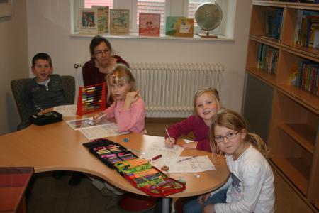 Mathetraining Frau Hansberg
