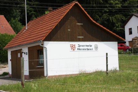 Bauhofen Feuerwehrhaus